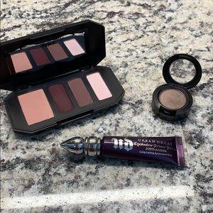Kay Von D & MAC & Urban Decay Eyeshadow Bundle